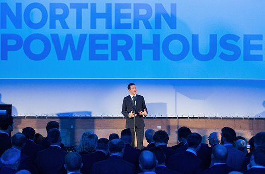 George Osbourne - Northern Powerhouse
