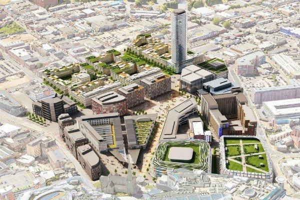 Birmingham Smithfield Regeneration