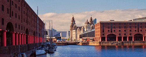 Waterfront - Liverpool