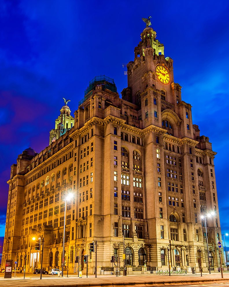 Three Graces - Liverpool