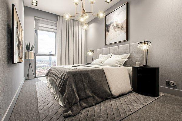Regent Plaza Bedroom