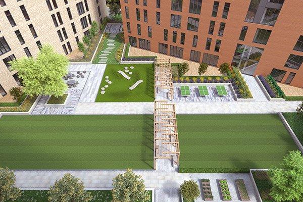 Regent Plaza Garden